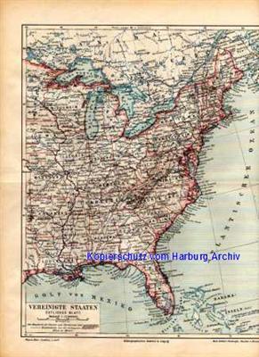 Landkarten welt nordamerika