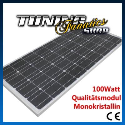 100w solarpanel solarmodul photovoltaik solarzelle mono zellen 100 watt ebay. Black Bedroom Furniture Sets. Home Design Ideas