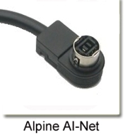 usb sd mp3 aux in wechsler cd adapter alpine ai net radios. Black Bedroom Furniture Sets. Home Design Ideas