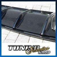 Original Audi OEM RS3 Spoiler Rear Bumper Diffuser Audi A3 ...