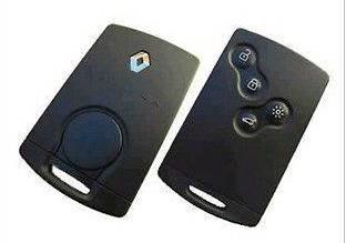 schl sseltasche schl sseletui schl ssel keycard renault. Black Bedroom Furniture Sets. Home Design Ideas