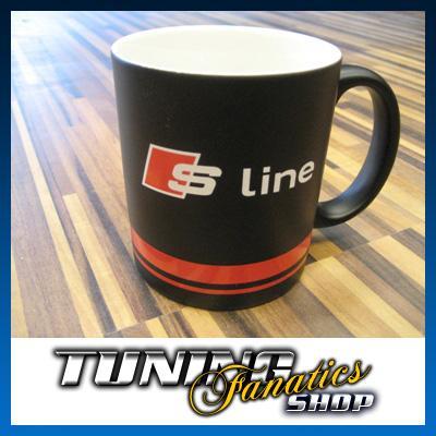 original audi s line tasse kaffeebecher a1 a2 a3 a4 a5 a6