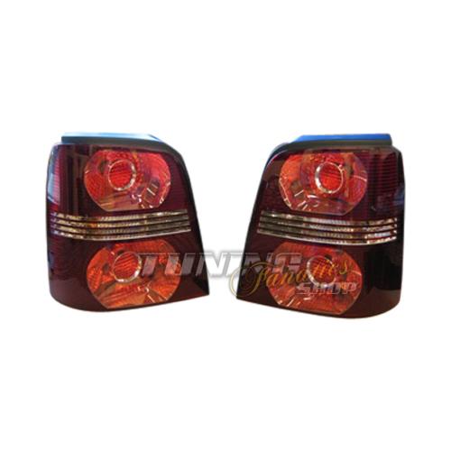 neu original vw touran facelift 2008 r ckleuchten rot. Black Bedroom Furniture Sets. Home Design Ideas