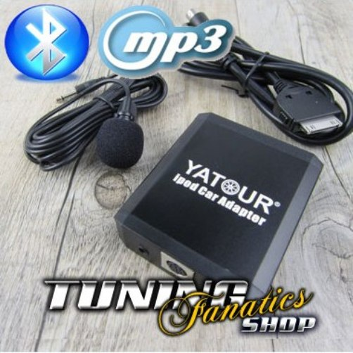 BT Bluetooth IPhone IPad IPod 2 3 4 5 MP3 CD Wechsler