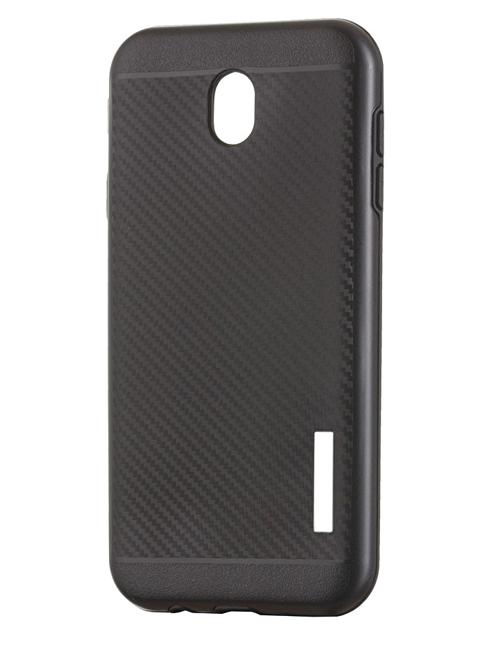 case carbon Look für handy Samsung galaxy J3 2017 / J330, TPU Hülle cover