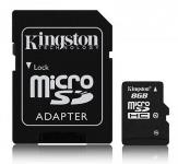 Micro SD 4GB memory card goodram Class 4