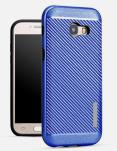 case carbon Look für handy Samsung galaxy A5 2017 / A520, TPU Hülle cover