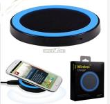 QI wireless charging pad kabellose Ladeschale für smartphone samsung iphone