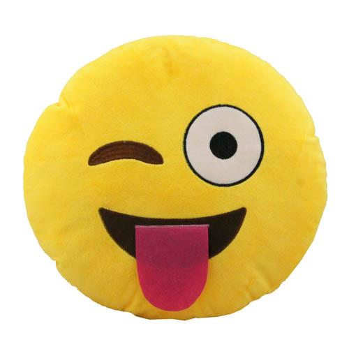 emoticon emoji smiley deko kissen dekokissen sofakissen whatsapp 30x30cm ebay. Black Bedroom Furniture Sets. Home Design Ideas