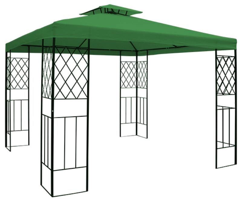 pavillon pavillion partyzelt festzelt 3x3m party wasserdicht in versch farben ebay. Black Bedroom Furniture Sets. Home Design Ideas