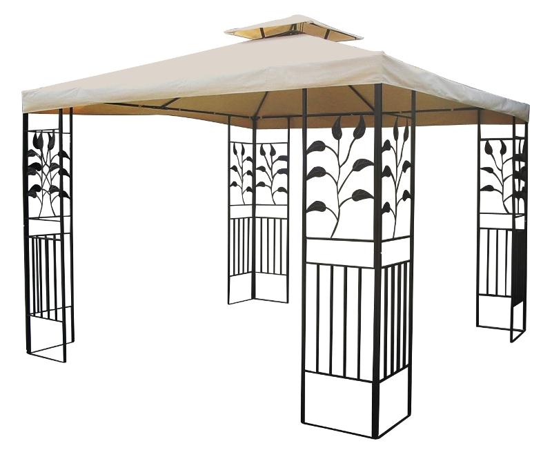 pavillon pavillion festzelt ranke 3 x 3 m party wasserdicht in versch farben ebay. Black Bedroom Furniture Sets. Home Design Ideas