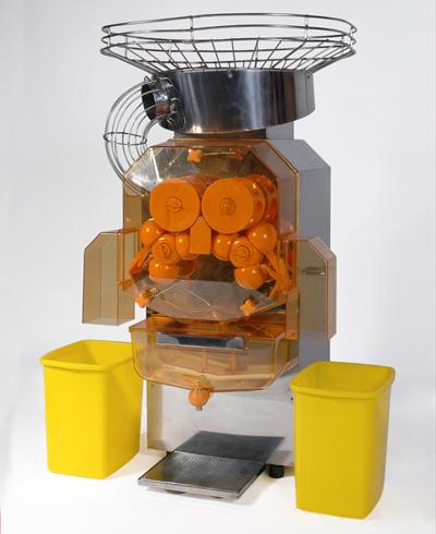 Tisch gastronomie orangensaftpresse saftpresse gastronomie for Presse agrume professionnel maroc