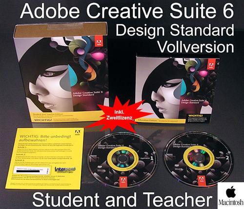 adobe creative suite 6 standard