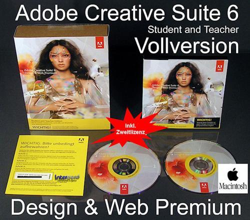 Creative Suite  Design And Web Premium Student