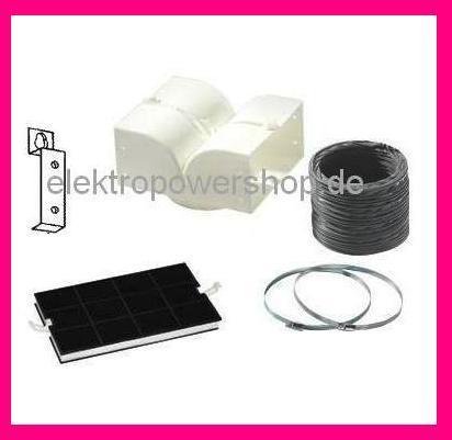 aktivkohlefilter neff umluftfilter z5114x5 kohlefilter ebay. Black Bedroom Furniture Sets. Home Design Ideas