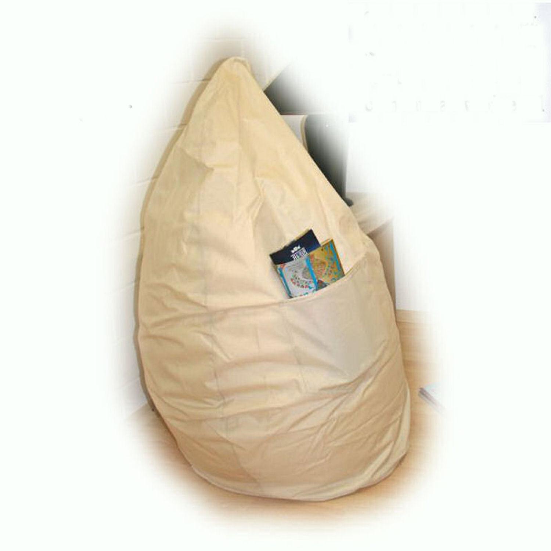 sitzsack sitzkissen outdoor geeignet xl 110 oder xxl 130 cm mit innensack ebay. Black Bedroom Furniture Sets. Home Design Ideas