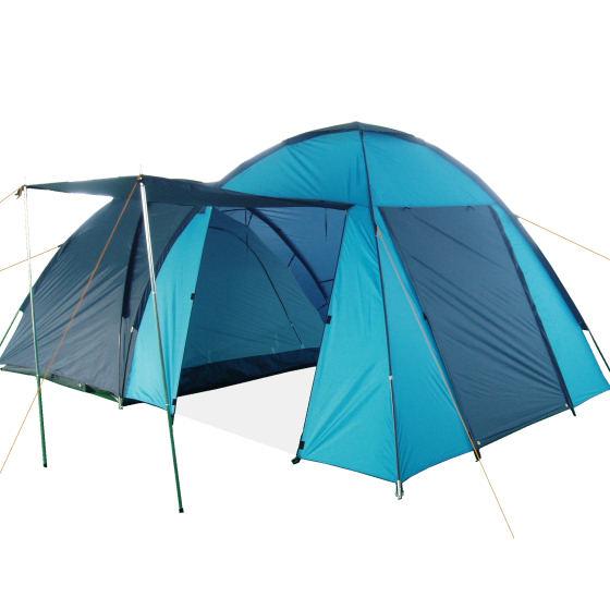 xxl kuppelzelt iglu zelt familienzelt 2 00 m h he 4 personen zelt neu ebay. Black Bedroom Furniture Sets. Home Design Ideas