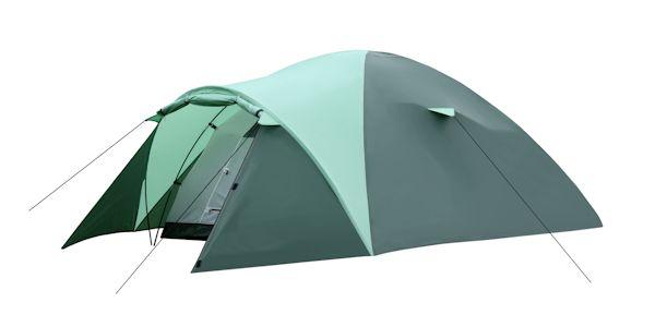 Zelt 2 Personen Wassersäule 5000 : Campfeuer kuppelzelt personen mm wassersäule