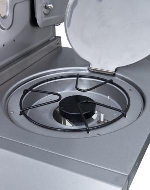 bbq bull edelstahl gasgrill gas grill mit wokbrenner 4 2. Black Bedroom Furniture Sets. Home Design Ideas
