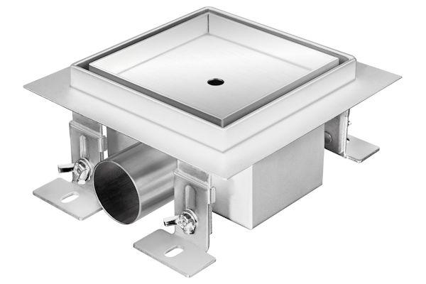 zelsius edelstahl 30cm bodenablauf duschrinne bodenablauf duschablauf befliesbar ebay. Black Bedroom Furniture Sets. Home Design Ideas