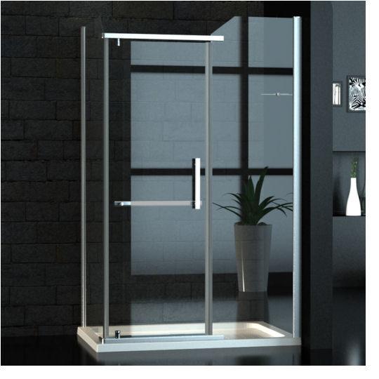 120x90 cm duschkabine dusche mit acryl duschwanne 8mm esg sicherheitsglas. Black Bedroom Furniture Sets. Home Design Ideas