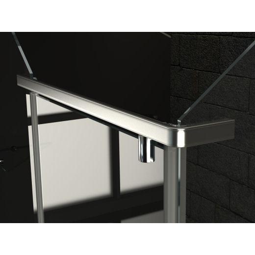Eckregal Dusche Glas : Details zu Duschkabine Dusche mit Duschwanne 120 x 80 cm