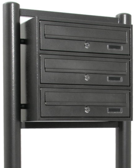 briefkasten 5 fach 5 fach briefkasten standbriefkasten. Black Bedroom Furniture Sets. Home Design Ideas