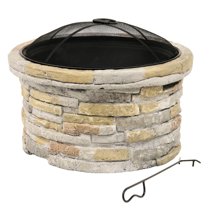 terrassenofen feuerschale feuerstelle grill gartenfeuer. Black Bedroom Furniture Sets. Home Design Ideas