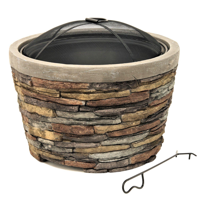 feuerschale terrassenofen grill gartenfeuer aus gusseisen. Black Bedroom Furniture Sets. Home Design Ideas