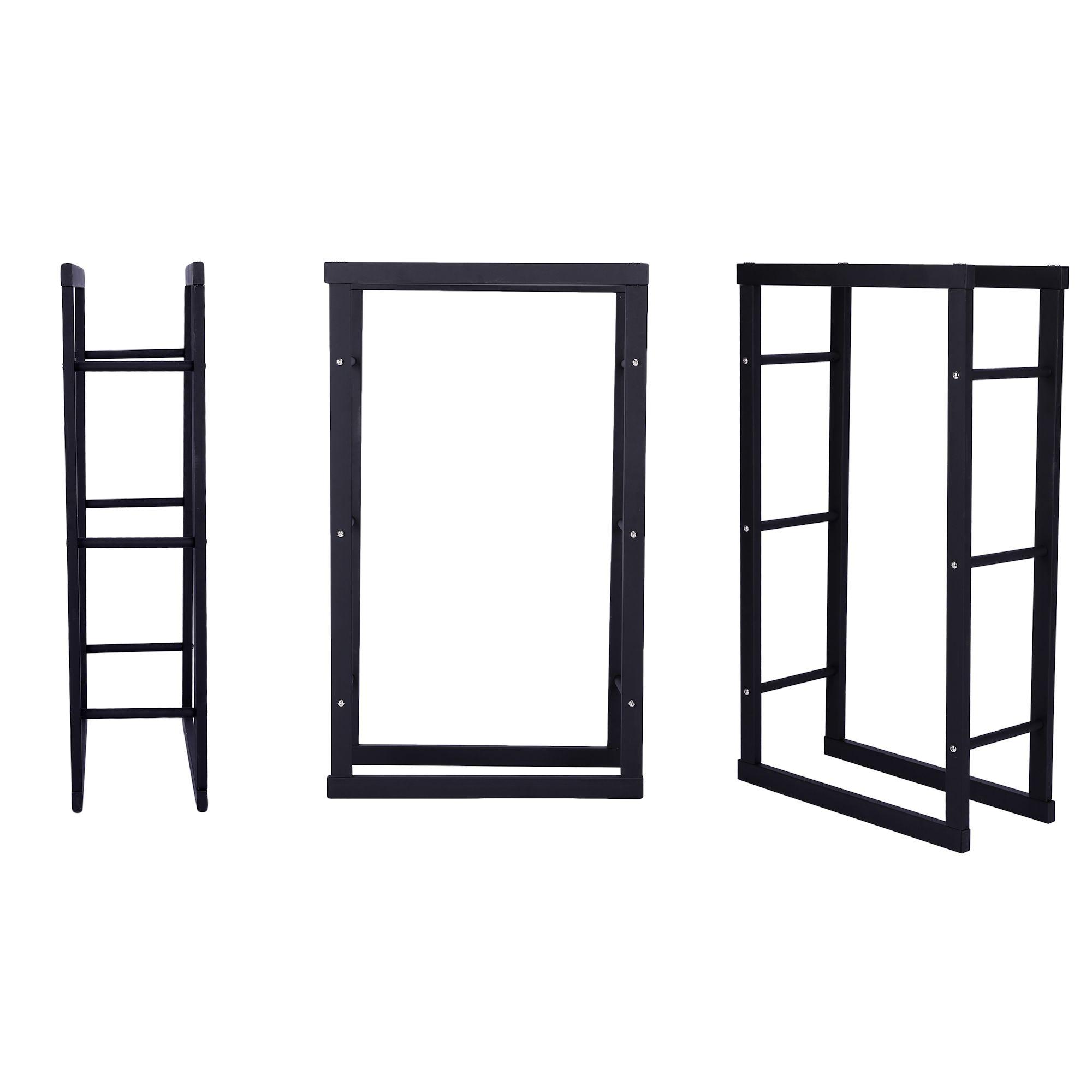kaminholzregal holzregal brennholzregal brennholzlager. Black Bedroom Furniture Sets. Home Design Ideas