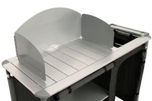 campfeuer alu campingk che mit waschbecken campingschrank der onlineshop f r. Black Bedroom Furniture Sets. Home Design Ideas