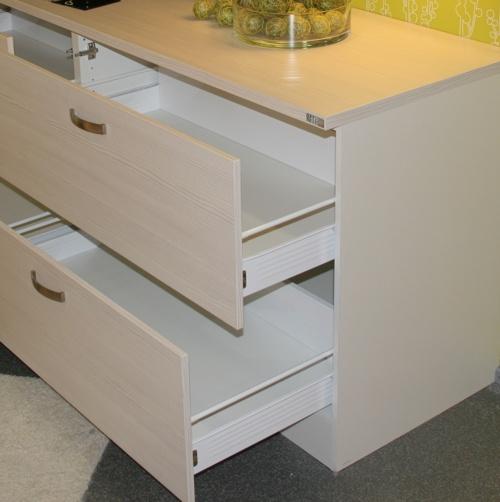 kult faro unterschrank 100 cm breit anthrazit uo126 ebay. Black Bedroom Furniture Sets. Home Design Ideas