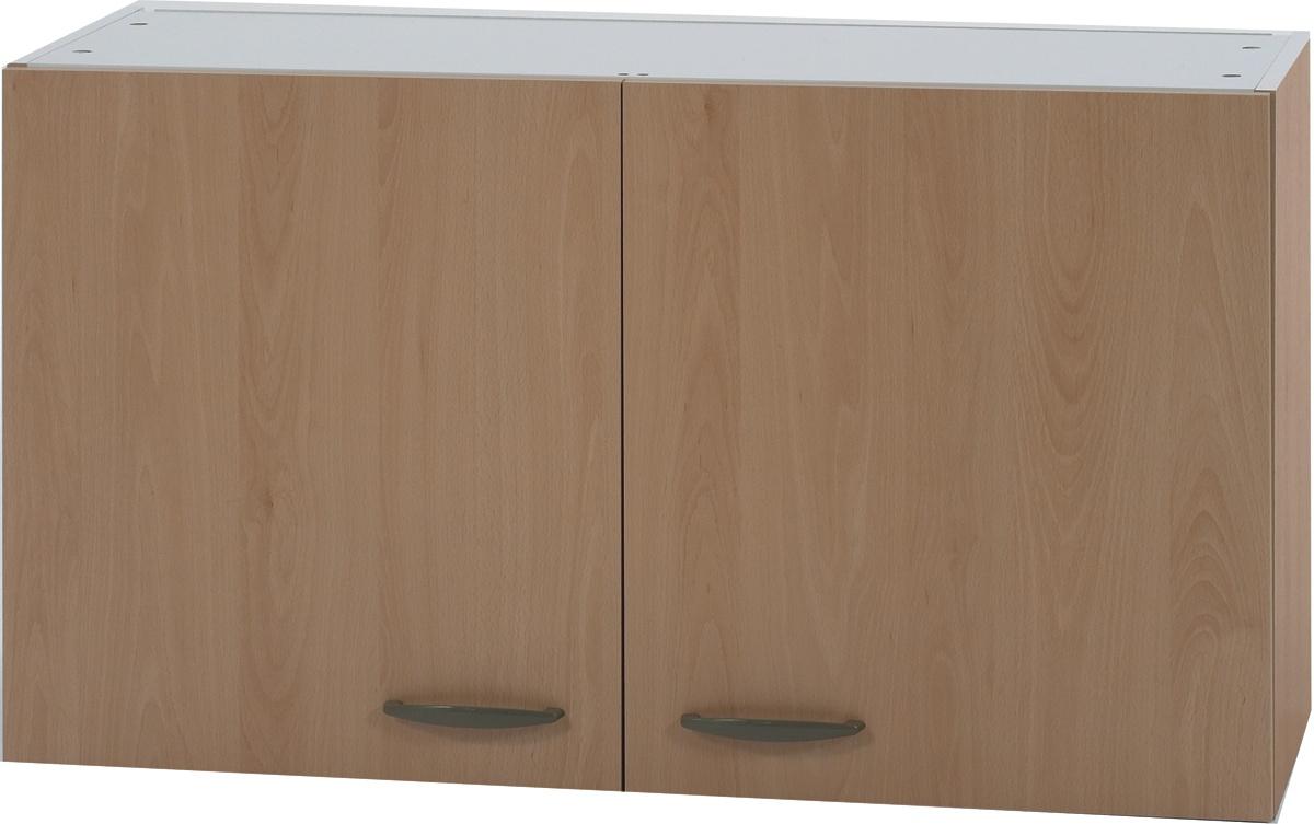 klassik60 oberschrank 100cm breit buche o106 ebay. Black Bedroom Furniture Sets. Home Design Ideas