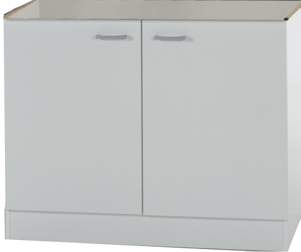 klassik60 sp lenschrank 80 cm breit wei splo806 ebay. Black Bedroom Furniture Sets. Home Design Ideas