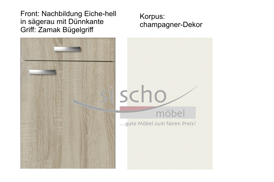 kult padua sp lenschrank 50cm breit eiche hell s gerau splo506 ebay. Black Bedroom Furniture Sets. Home Design Ideas