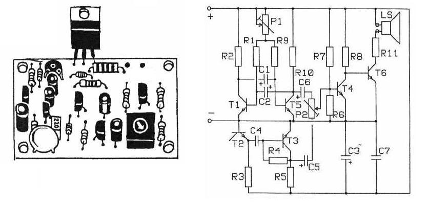 电路 电路图 电子 工程图 平面图 原理图 835_405