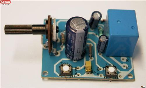 KEMO-B133-Prazisions-Timer-Bausatz-Precision-timer-kit