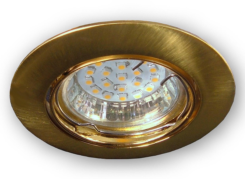 230 v einbaustrahler gu10 deckenlampe led leuchten spot einbaulampen strahler ebay. Black Bedroom Furniture Sets. Home Design Ideas