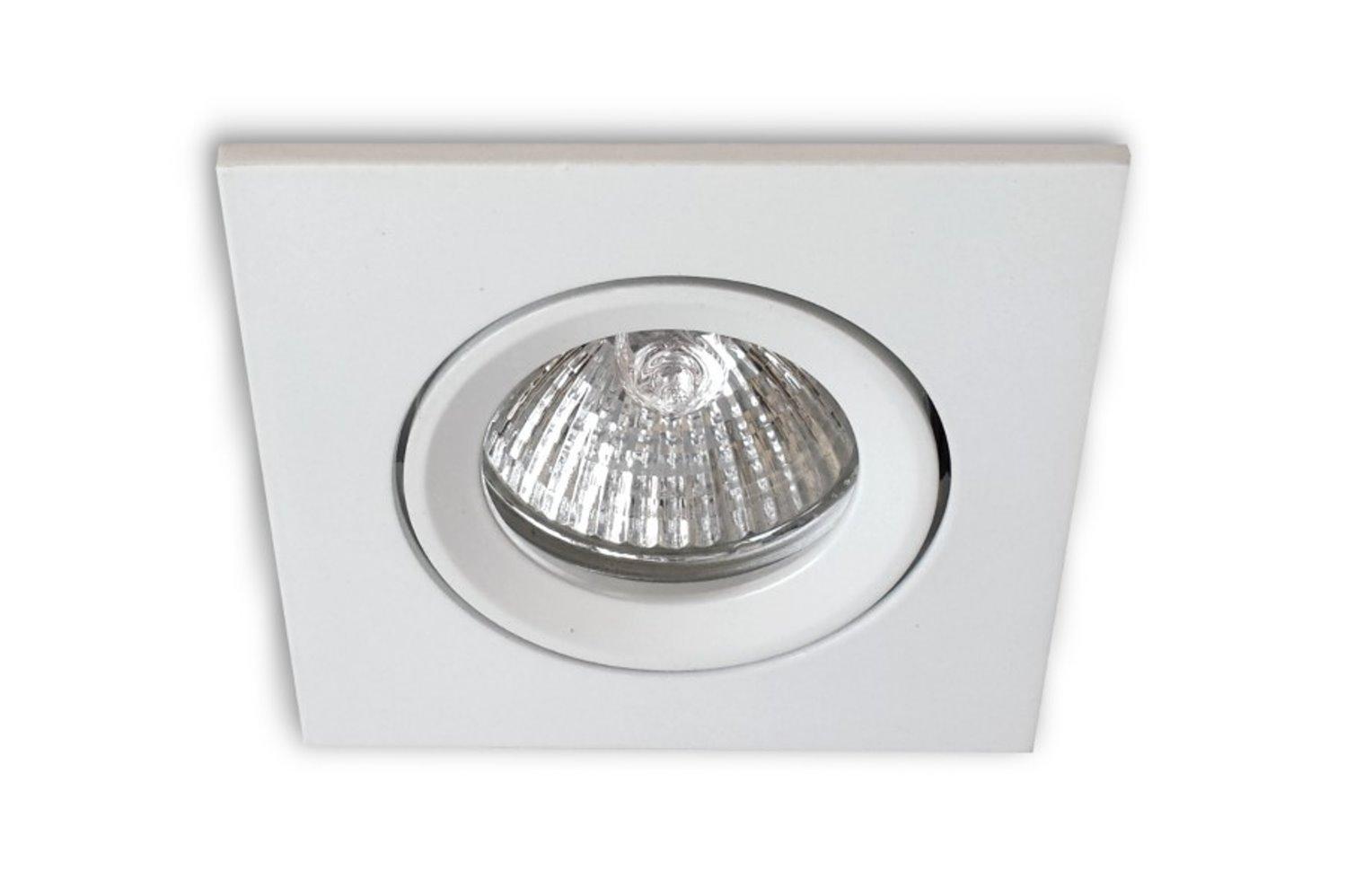 12v mr16 einbaustrahler 906 f r led halogen leuchtmittel lampen spots schwenkbar ebay. Black Bedroom Furniture Sets. Home Design Ideas