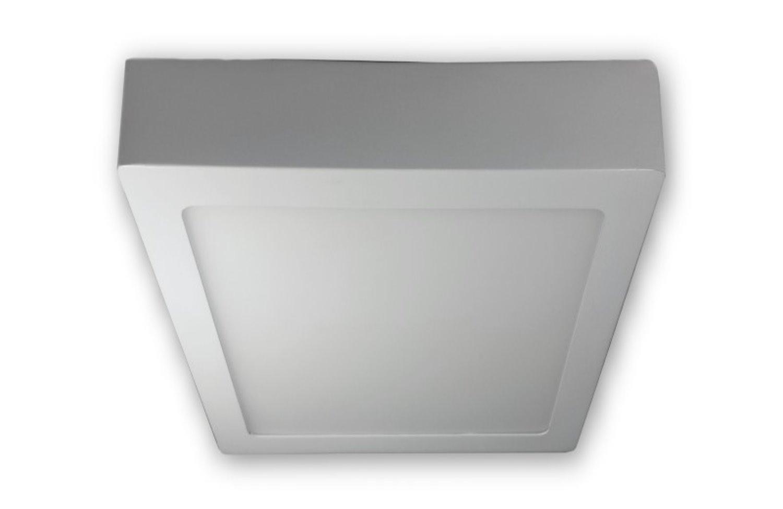 230v 18 w led aufbauleuchte wandlampe deckenstrahler lampe leuchten spot ebay. Black Bedroom Furniture Sets. Home Design Ideas