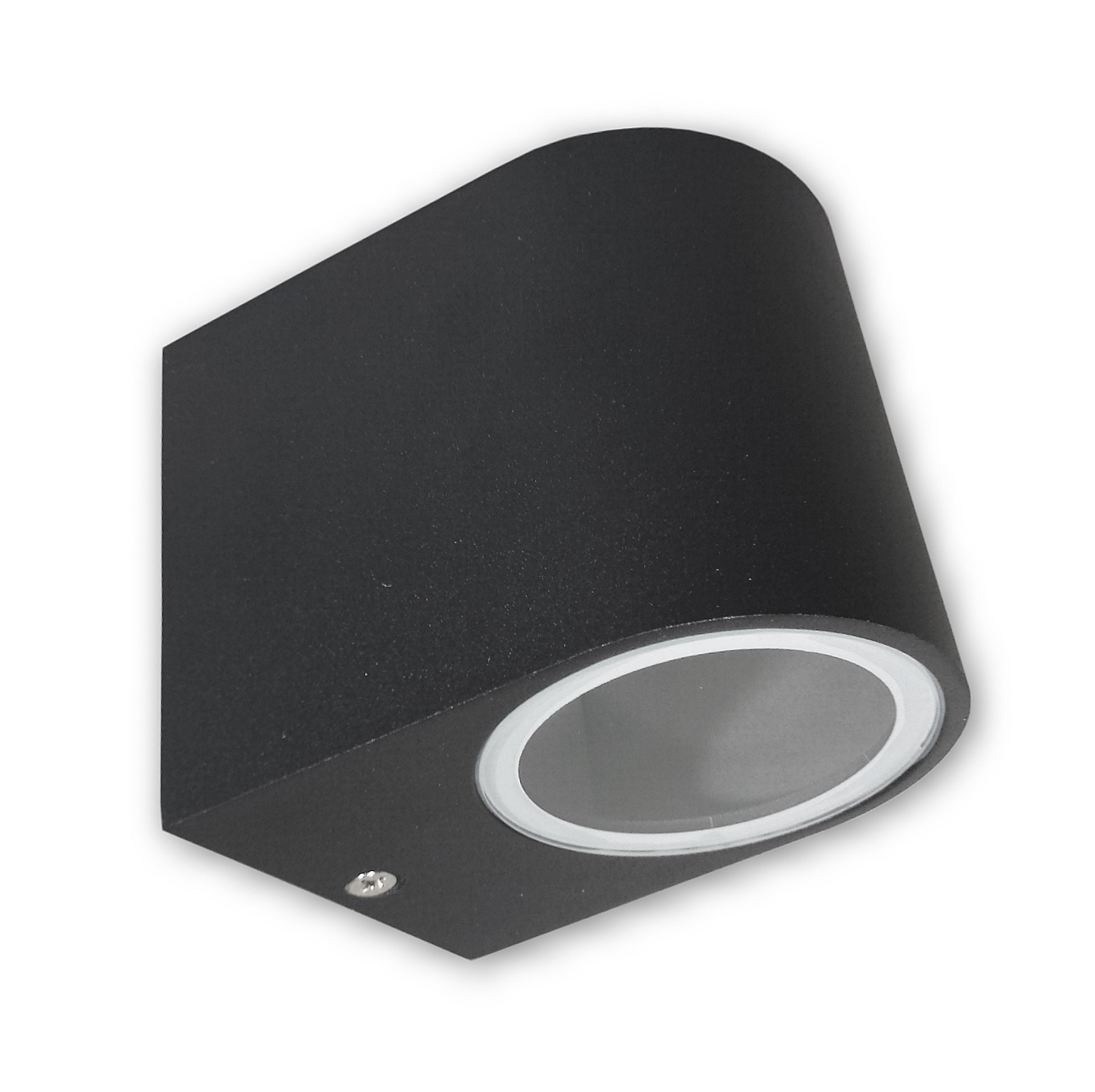 5w 7 5w gu10 dimmbar 230v led wandleuchte ip44 aufbaulampe spot aufbauleuchte. Black Bedroom Furniture Sets. Home Design Ideas