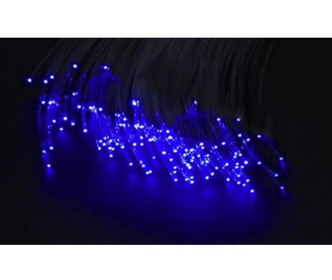 2 w led fiber glasfaser optic sternenhimmel licht stern. Black Bedroom Furniture Sets. Home Design Ideas