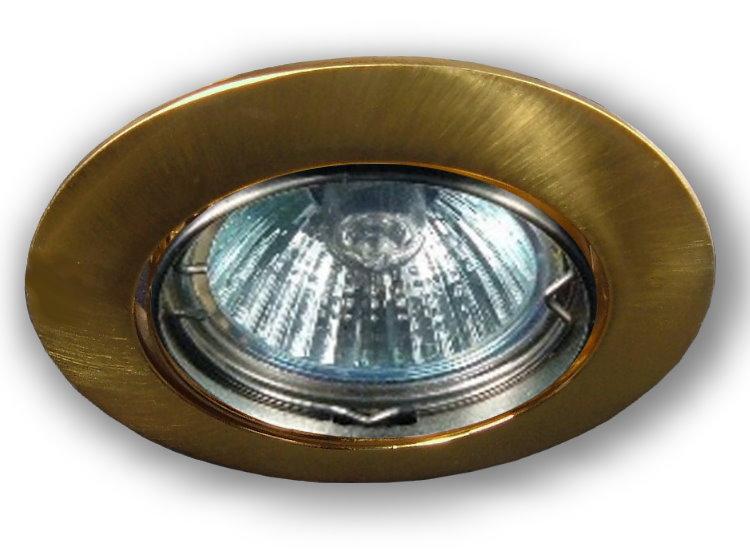 230-V-LED-Einbaustrahler-GU10-Halogen-Einbauspot-Einbaulampe-Fassung