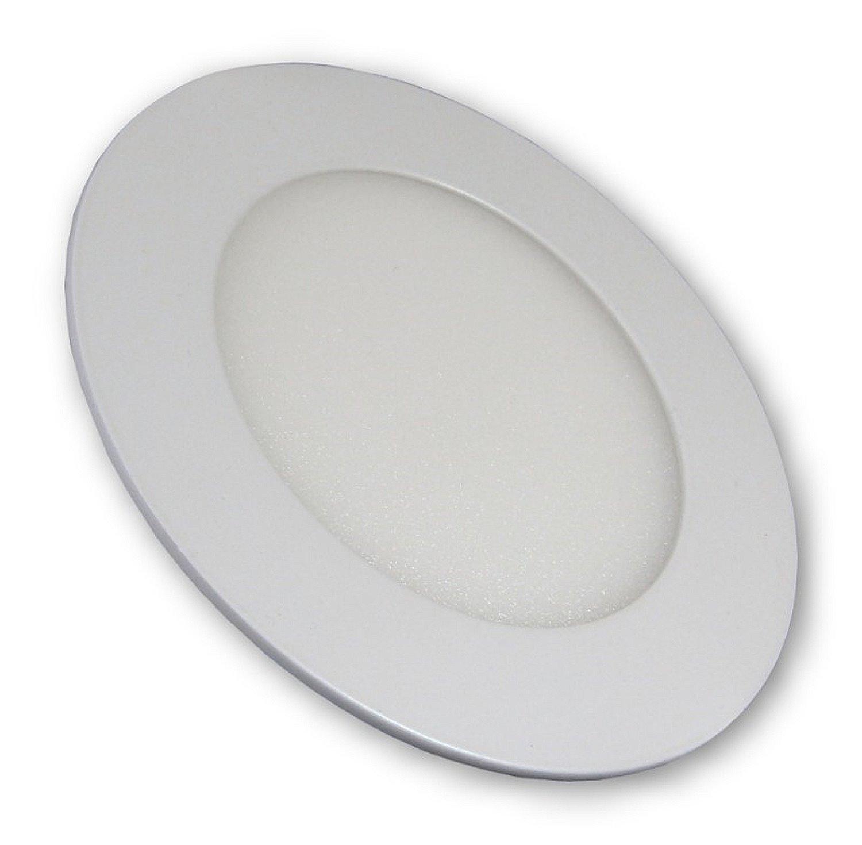 6 w mini led panel einbaustrahler deckenspot lampe wand einbauleuchte licht ebay. Black Bedroom Furniture Sets. Home Design Ideas