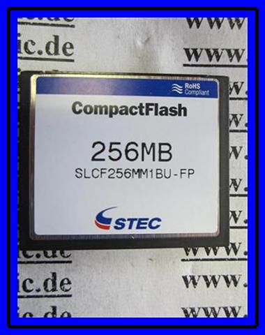 STEC-CompactFlash-SLCF256MM1BU-FP-256-MB-NEU-1-Stuck
