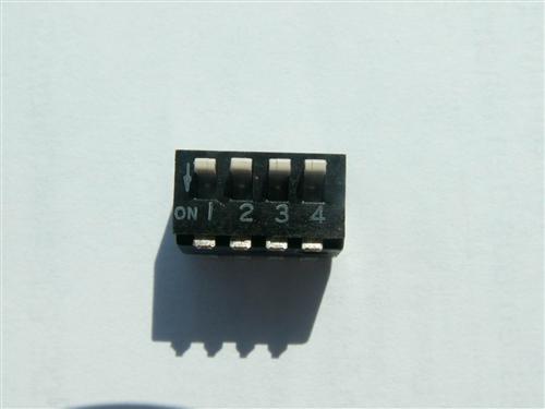 DIP-Schalter-PIANO-4-pol-Typ-ADP-04-SCTR-I-10-Stueck