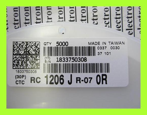 SMD-WIDERSTAND-0-R-0-OHM-5-1206-YAGEO-NEU-5000-Stueck