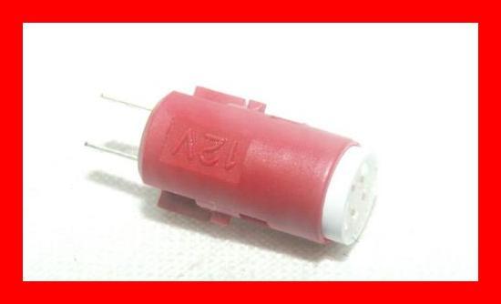 OMRON-A16-12DR-LED-ROT-12V-15MA-2-Stueck