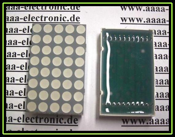 KINGBRIGHT-5x8-Matrix-Display-LED-47x30mm-RED-GREEN-1x