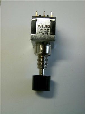 Taster-mit-Knopf-3x-Umtaster-NEU-6A-MPA306F-1-Stueck